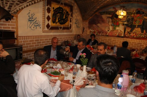 Nikigostar Iftar dinner, July 2016